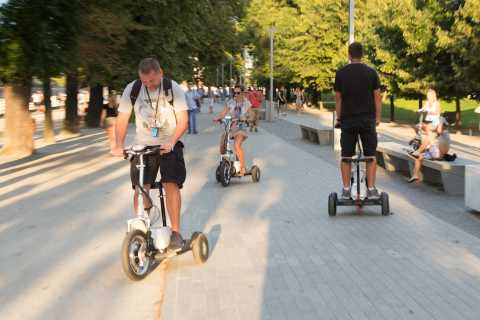 Wroclaw: Grand E-Scooter Tour