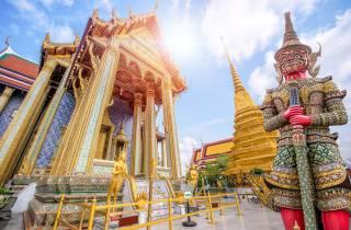 Bangkok: Individuelle Tagestour mit öffentlichem Transport
