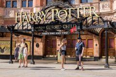 Magia em Londres: Excursão Guiada a Pé Harry Potter