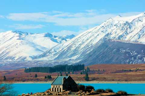 Mt Cook, Tasman Glacier & Alpine Centre Day Trip