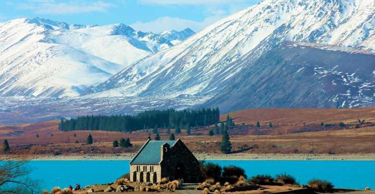 Mt Cook, Tasman Glacier & Alpine Centre Day Trip