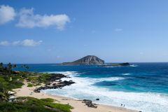 Jóias escondidas de Oahu Tour com North Shore Turtle Snorkeling