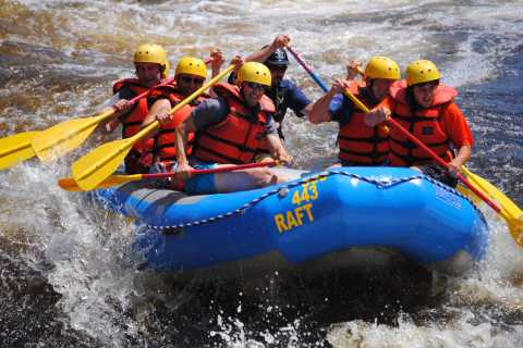 From Colombo: Adventure Rafting In Kitulgala with Lunch