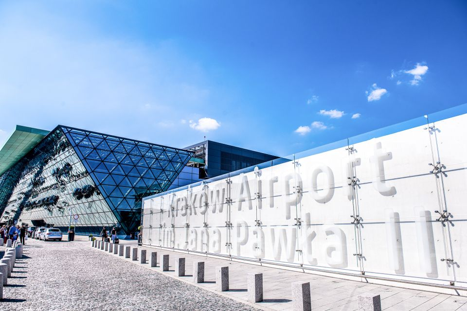 Krakow Airport Transfers - Kill an Early Arrival