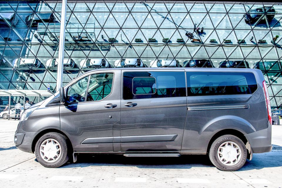 Krakow Airport Transfers at the best Prices