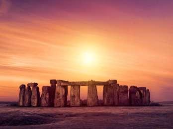 Eintrittskarte für Stonehenge