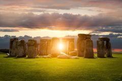 Londres: Excursão de Meio Dia p/ Stonehenge