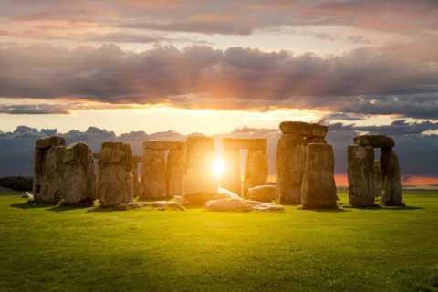 Depuis Londres: demi-journée à Stonehenge