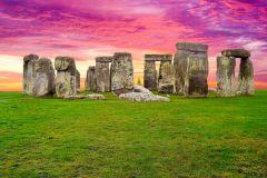 Londres: Excursão de 1 Dia a Stonehenge e Bath