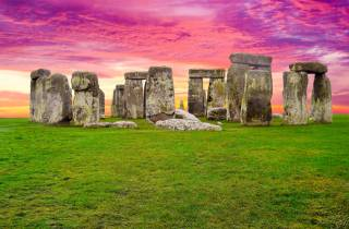 Ab London: Tagestour nach Stonehenge & Bath