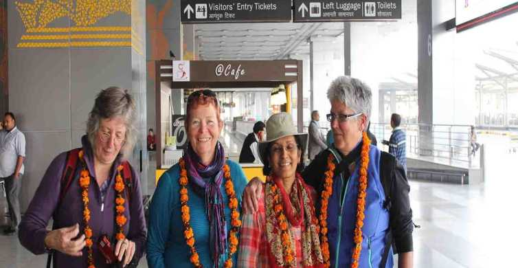 Bhadrapur: Bagdogra Airport to Gangtok Hotel Transfer
