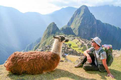 Ticket oficial para la Ciudadela Perdida de Machu Picchu