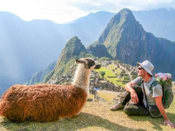 Machu Picchu: Offizielles Ticket für Zitadelle und Berg