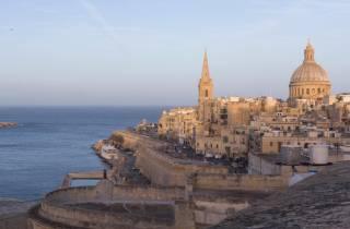 Valletta: Sightseeing-Rundgang