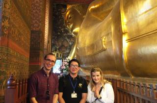 Bangkok: Tagestour mit Guide zu den wichtigsten Highlights