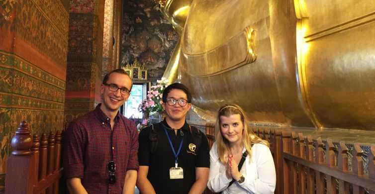 Bangkok en un día: tour de lugares imprescindibles con guía