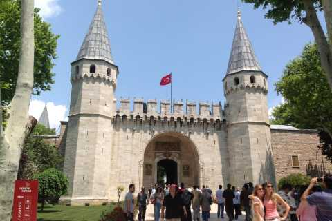 Istanbul Highlights Small Group Walking Tours