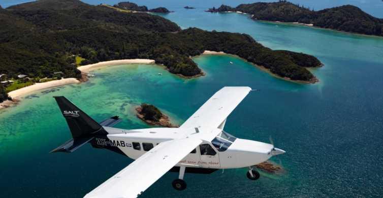 Cabo Reinga: vuelo con vistas y tour guiado de 2,5 horas