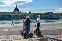 Excursão de Segway em Lyon por 1 hora