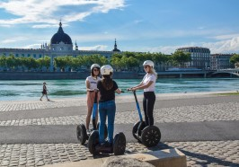 What to do in Lyon - 1-Hour Essential Lyon Segway Tour