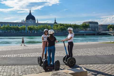 1-Hour Essential Lyon Segway Tour