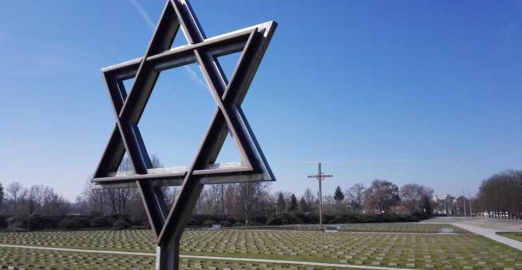 From Prague: Private Tour to Terezin with Guide and Car