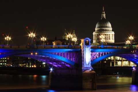 Tour a piedi Ghost di London Bridge da 1,5 ore