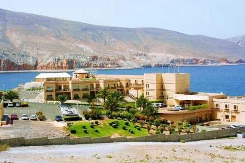 Khasab: Private City Tour and Wadi Qadah