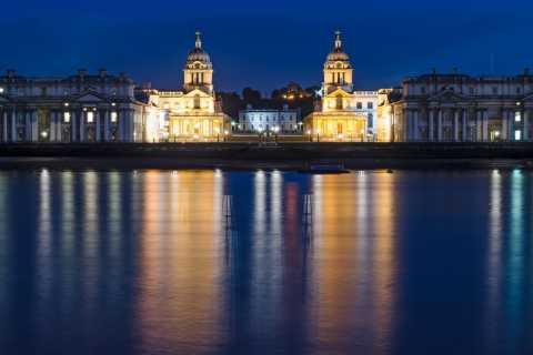 Londra: 1.500 ore Royal Maritime Greenwich Ghost Tour