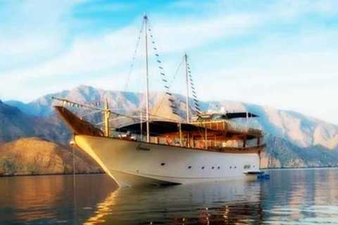 Khasab: Musandam Dhow Cruise 's nachts