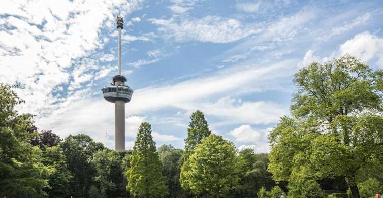 Rotterdam: Euromast Lookout Tower Ticket