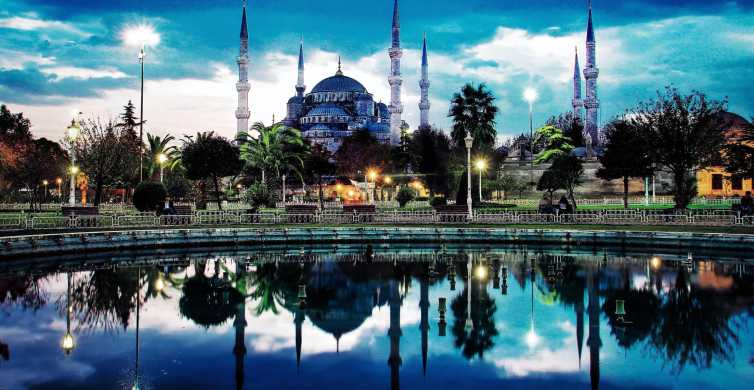 Istanbul: Small Group, Old City, Full Day Walking Tour