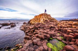 Ab Dublin: Giant's Causeway und Game of Thrones-Tour