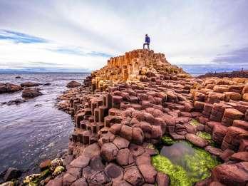 Ab Dublin: Giant's Causeway und Game of Thrones-Tour