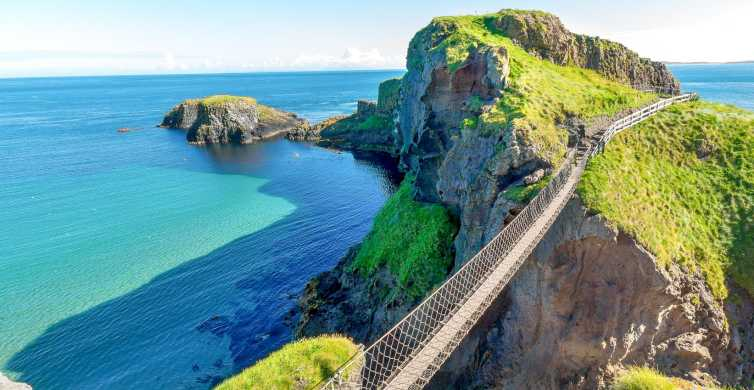 From Belfast: Giant's Causeway and Game of Thrones Day Tour