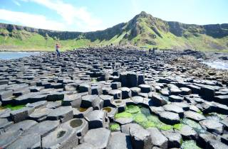 "Ab Dublin: Giant's Causeway und Seilbrücke ""Carrick-a-Rede"""