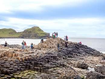 Ab Dublin: Giant's Causeway & Belfast Tagestour