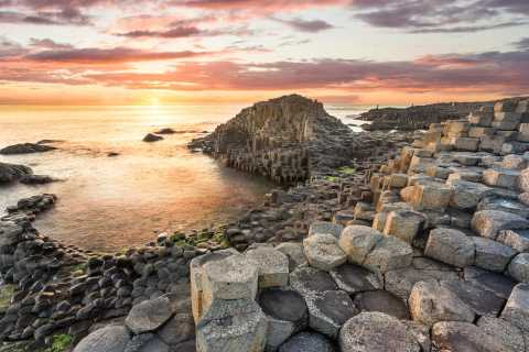 Dublin: Full-Day Scenic Tour of the Giant's Causeway