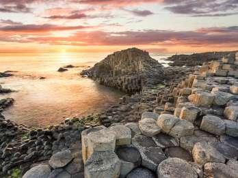 Ab Dublin: Tagestour zum Giant's Causeway