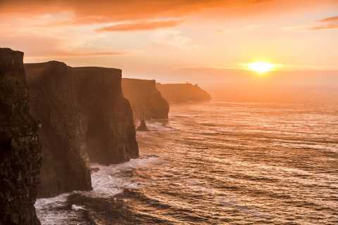 From Dublin: Cliffs of Moher, Burren & Galway Full-Day Tour