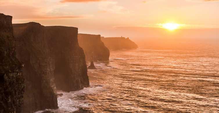 From Dublin: Cliffs of Moher, Burren & Galway Full-Day Tour