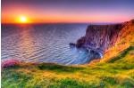 explore the cliffs of moher and galway city