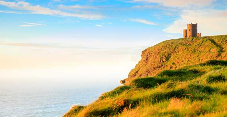 Full Day Cliffs of Moher & Burren Tour from Galway