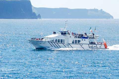 De Doolin: Cliffs of Moher Cruise