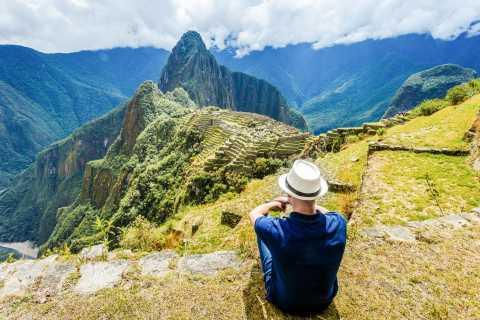 Machu Picchu: tickets oficiales para ruinas + montaña