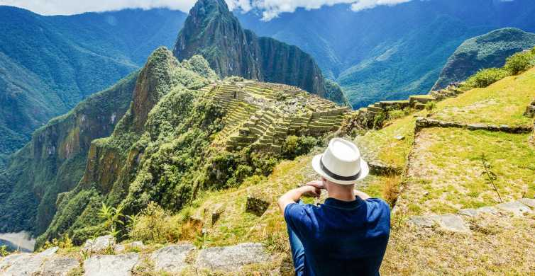 Machu Picchu Ruins + Machu Picchu Mountain Official Tickets