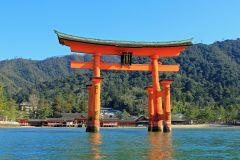 Excursão Unesco a Hiroshima e Itsukushima