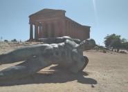 Catania: Transfer ins Tal der Tempel & nach Piazza Armerina