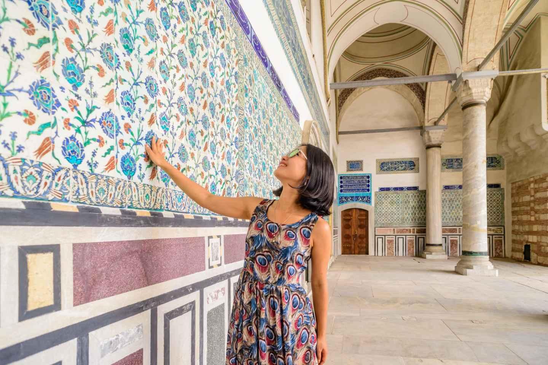Topkapi-Palast und Harem: Führung mit Eintrittskarte
