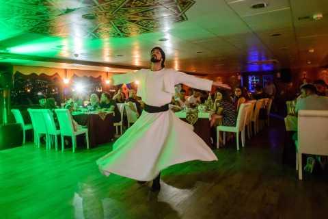 Istanbul: Bosphorus Dinner Cruise with Entertainment